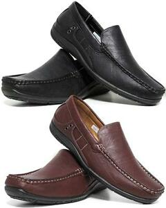 Mens-New-Slip-On-Casual-Boat-Deck-Mocassin-Designer-Loafers-Driving-Shoes-Size