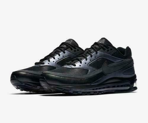 premium selection 581a5 a5941 Nike Air Max 97 bw Mens Ao2406-001 Black Hematite Running Shoes Size 7 for  sale online   eBay
