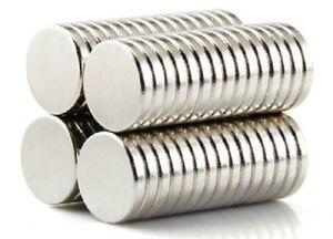 10-200PCS 12mm X 2mm Super Strong Round Disc Magnets Rare Earth Neodymium N52