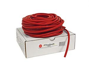 Theraband Tubing Medium Resistance 1 M Red