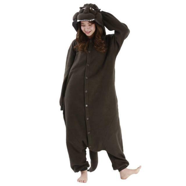 Sazak fleece costume Heisei Godzilla free size SAN-994 SAZAC