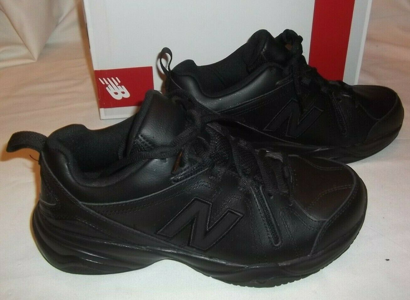 NEW BALANCE MX608V4B MENS TRAINING zapatos zapatillas NEW TallaS 8.5 10