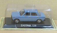 ZASTAVA 128 (FIAT 128) - SCALA 1:43 - LEGENDARY CARS DE AGOSTINI