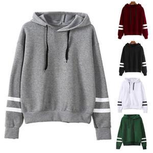 UK-Womens-Hoodie-Sweatshirt-Long-Sleeve-Sweater-Blouse-Jumper-Pullover-Tops-Coat
