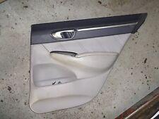Honda Civic Hybrid Rear Door Panel Right Passenger 83703-SNA-A43