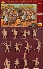 1:72 FIGUREN 8051 EGYPTIAN INFANTRY 2000 B.C.- ZVEZDA WIRD NICHT MEHR PRODUZIERT