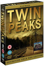 Twin Peaks: Collection (Definitive Edition) [DVD]