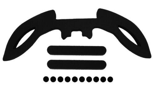 Pieces de Rechange Remplacement Mousse Coussinets Coussins pour Specialized King Cobra Casque