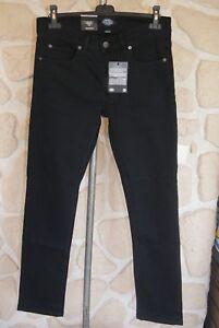 Taille Noir Island Jeans tiquet X Rhode Dickies 34 7qfInRxtfF