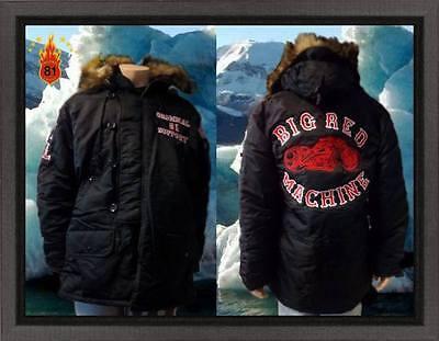 Polar Jacke Herren 81 Support