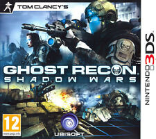 Ghost Recon Shadow Wars 3D Nintendo 3DS IT IMPORT UBISOFT