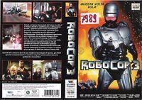 ROBOCOP 3 (1993) vhs ex noleggio