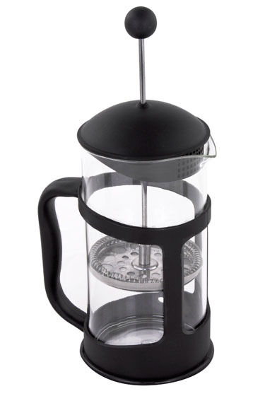 French Press Coffee and Tea Maker with Stainless Steel Filter, 34 oz. / 1000 mL