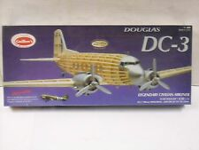 Guillow's Factory Sealed Douglas DC-3 Airliner Balsa Wood Model Kit