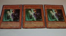 3X Tactical Espionage Expert RDS-EN023  - Yugioh Yu Gi Oh! 3 Playset