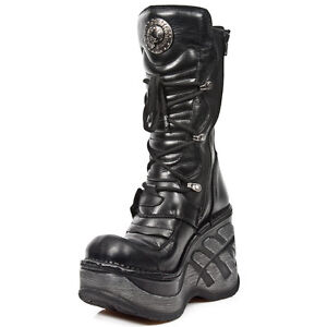 Free Shipping Store Cheap Wide Range Of New Rock Women's M Sp9873 S1 Boots Size: 4 Buy Cheap Very Cheap New And Fashion v6WA2FZ1