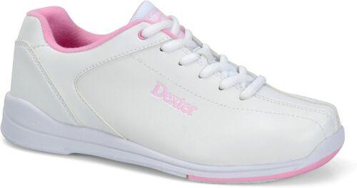 Dexter Raquel IV White//Pink Womens Bowling Shoes