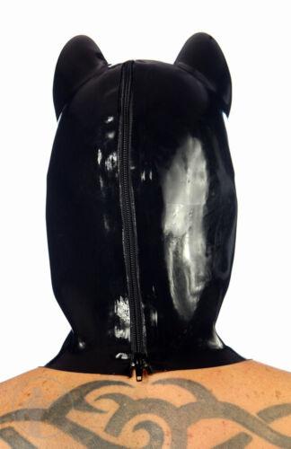 BON049 Rubber Puppy Hood