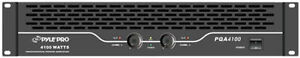 New-Pyle-PQA4100-19-039-039-Rack-Mount-4100-Watts-Professional-Power-Amp-Amplifier