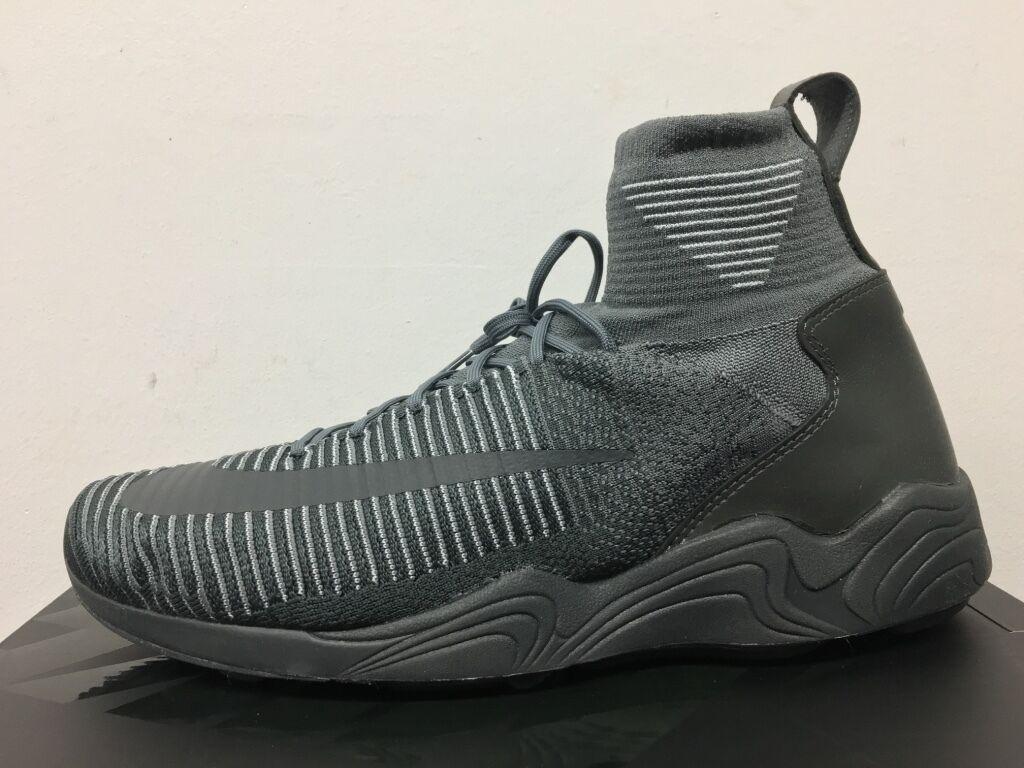 Nike air zoom brillante xi fk fc fc fc dunkelgrauen anthrazit 844626-002 8 - 13 flyknit 1 2faaa0