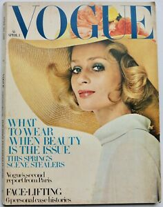 1968 April Vogue 60s vintage fashion Bailey Alice Pollock Fratini Foale Tuffin