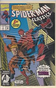 First edition spiderman comic book