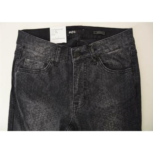 anthracite en Jeans skinny ᄄᄂ avec laser la imprimᄄᆭstretchgrsᄄᆭlectionnable angels au mode NnPkZ8wXO0