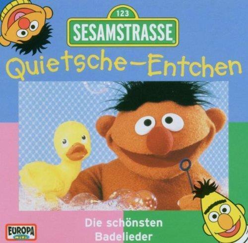Sesamstrasse - Quietsche-Entchen | CD | Neu New