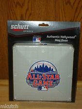 2013 All Star Schutt mini base-New York Mets - Autograph ready! Rivera MVP