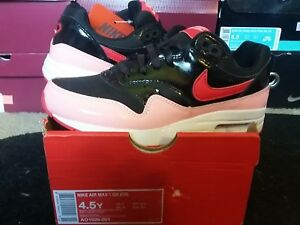 size 40 896cb f005f Image is loading Nike-Air-Max-1-QS-GS-Valentines-Day-