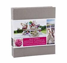 Colin Cowie's Wedding Planner & Keepsake Organizer: The Essential Guide To Plann