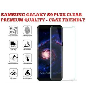 For-Samsung-Galaxy-S9-Plus-100-Genuine-Tempered-Glass-Screen-Protector-Clear