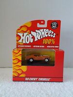 Hot Wheels 100% 40th Anniversary...'69 Chevy Chevelle In Cooper