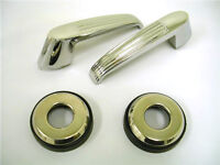 1953 1954 1955 Ford Pickup Truck Interior Inside Door Handles - Both Doors