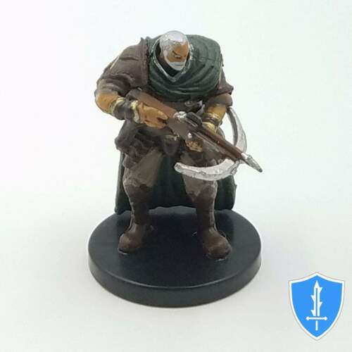 Thug Leader Waterdeep Dungeon of the Mad Mage #15 D/&D Miniature