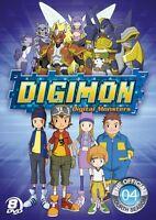 Digimon Season 4 Digimon Frontier Sealed 8 Dvd Set