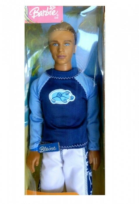 Barbie California Guy Blaine Year of make 2004 Mattel