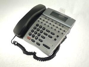 NEC-Dterm-80-780575-Office-Phone-Digital-Telephone-DTH-16D-2-BK-TEL-REFURB