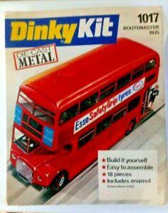 Dinky-1017-accion-Kit-Routemaster-Bus-Sellado-sin-Usar-En-Caja