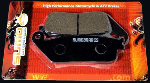 VT600C Shadow 94-07 CTX700 13-14 Honda Front Brake Pads CB500 CBR500R R//RA