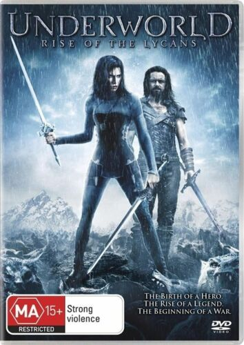 1 of 1 -  Underworld: Rise of the Lycans NEW R4 DVD