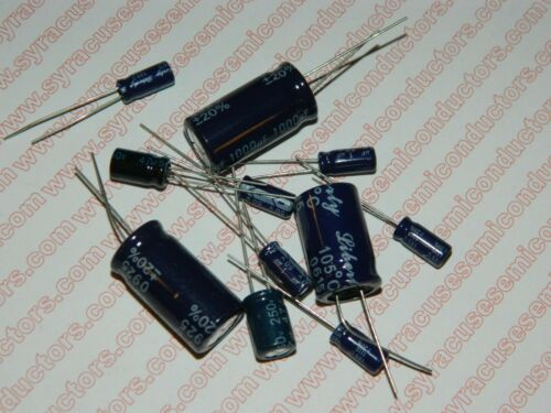 Wells Gardner 19V2000 Cap Kit for Monitor Repair