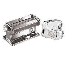 PASTA-AUFSATZ Domo Lasagne Teig-Roller Former für Küchenmaschinen Edelstahl NEU