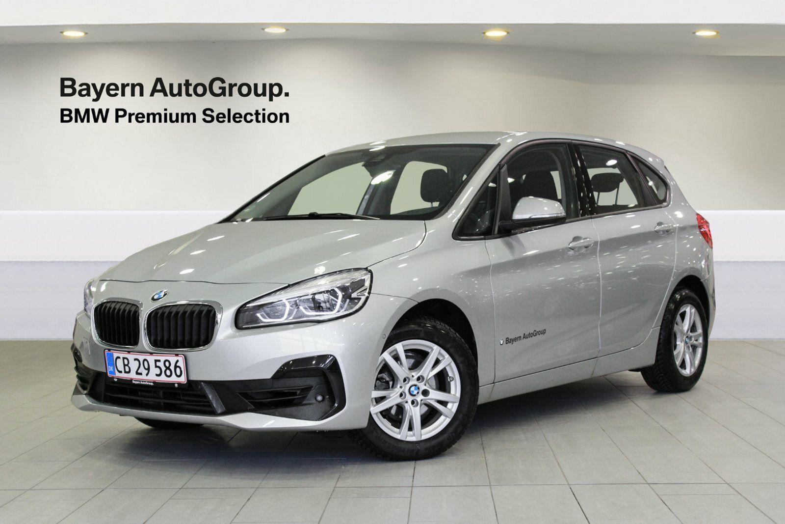 BMW 218i 1,5 Active Tourer Advantage aut. 5d - 334.900 kr.