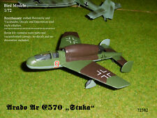 resin kit Arado Ar E.560//7  Mittelstreckenbomber 1//72 Bird Models Resinbausatz