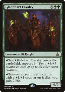 Gladehart Cavalry Oath of the Gatewatch