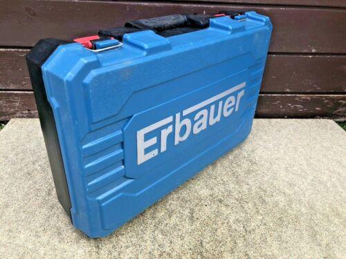Erbauer ECD18-LI-2 18 V Li-Ion ext sans balai et chargeur EID18-Li Sacoche De Transport Seulement