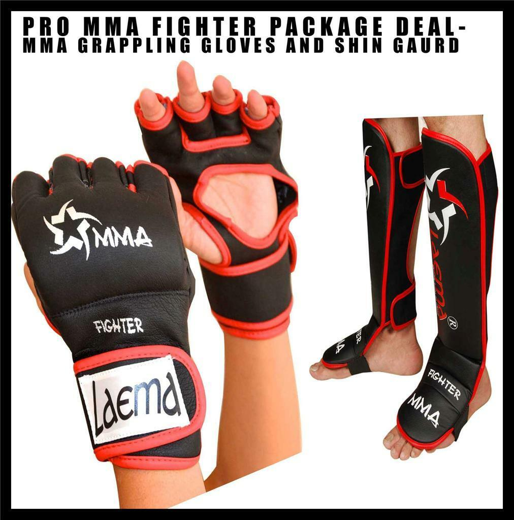 REDUCED TO CLEAR BOXING GLOVE QUICK HAND WRAP-MMA GYM MUAY THAI BAG WORK