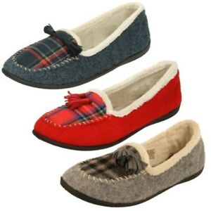 Women's Shoes Clothing, Shoes & Accessories Bright Damen Padders Ohne Bügel Pantoffeln Troddel 2019 Latest Style Online Sale 50%