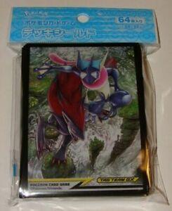 pokemon card Greninja sleeve deck case